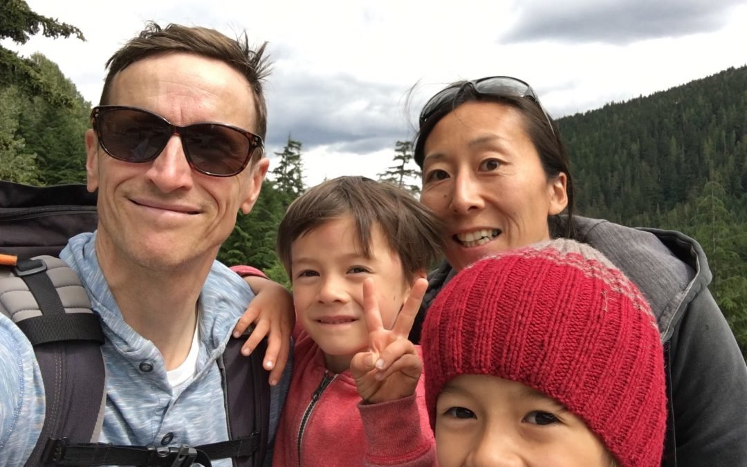 Meet James, Mami, Biko and Hoji!