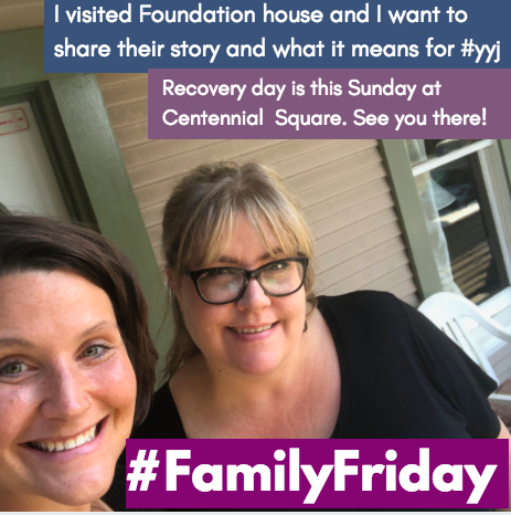 Family Friday – Foundation House