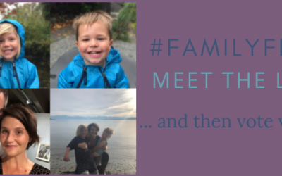 One last #familyfriday! Meet the Lores!
