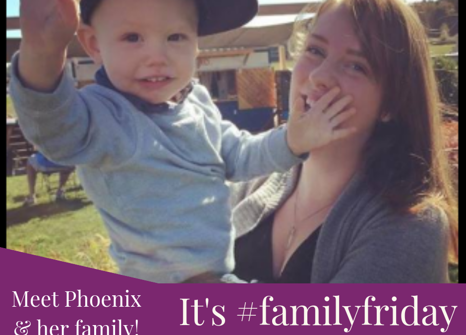 Meet Phoenix and her family!