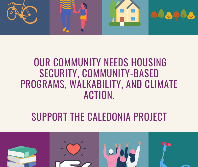 Caledonia Housing moves ahead to public hearing!